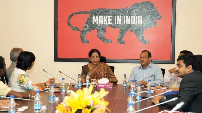 India will become the start-up destination of the world: Sitharaman