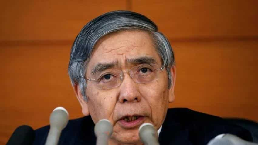 Helicopter money talk takes flight as Bank of Japan runs out of runway