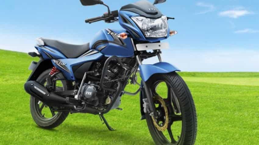 TVS Motors posts 14% sales growth, two wheeler sales up 15%