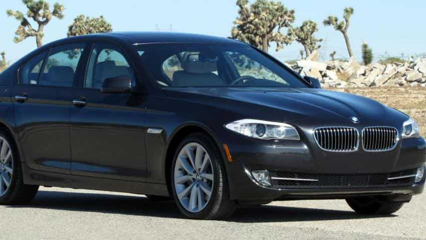 BMW's new 520d M Sport launches in India at Rs 54 lakh