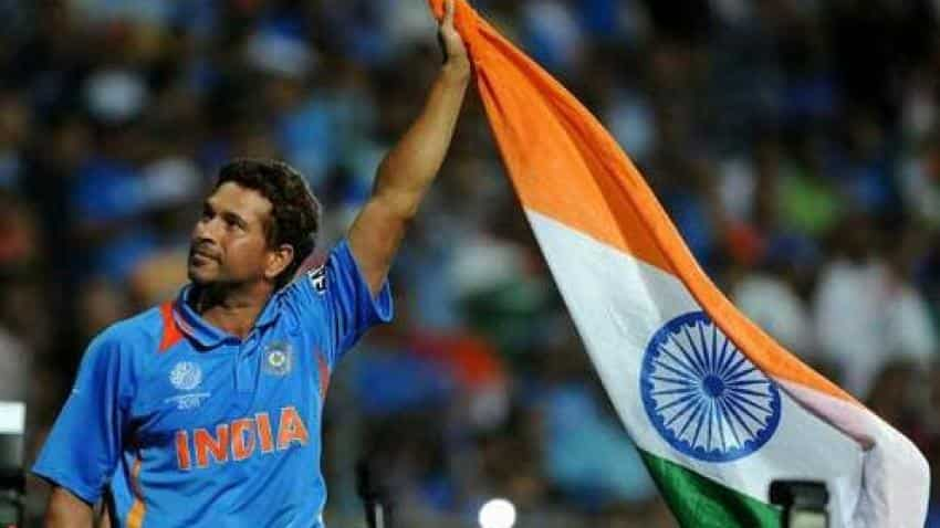 One nation, one tax; Sachin tweets: looking forward to GST bill