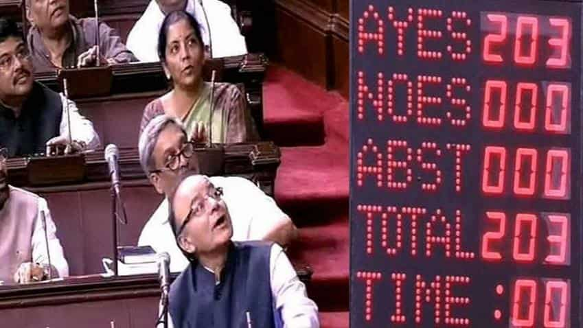 GST Bill: A timeline of events since 2003