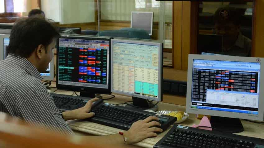 Indian markets trade higher, SBI takes lead