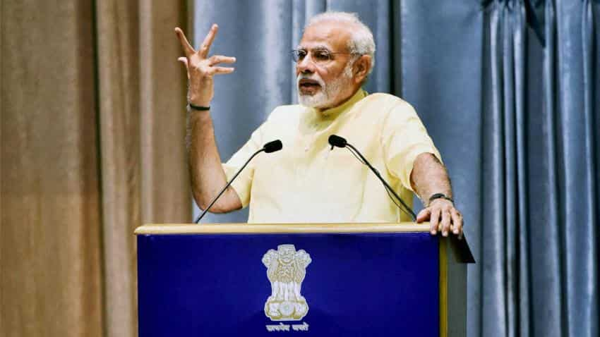 PM Modi likely to be present to table GST Bill in Lok Sabha on Monday