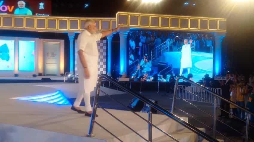 Economic growth of over 8% for 30 years will bring the best of the world to India: PM Modi