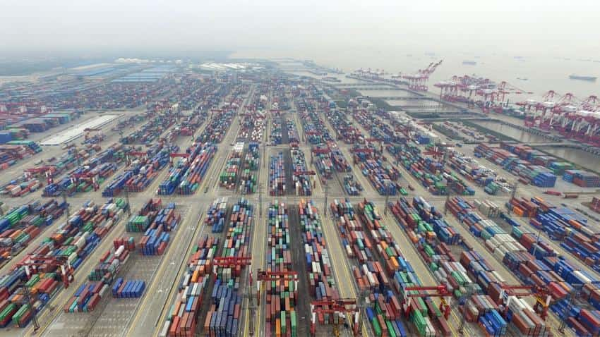 China's July exports up 2.90% in yuan terms: Customs