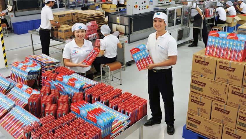 Colgate Palmolive Q1 net profit rises by 8%