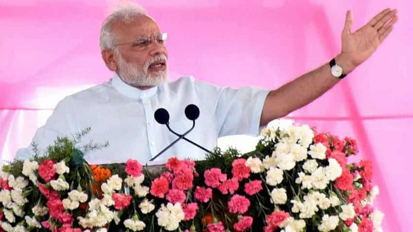 GST stands for Great Step by Team India: PM Modi