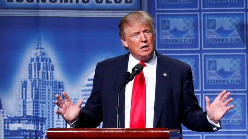 Trump promises to cut income, corporate taxes in Detroit speech