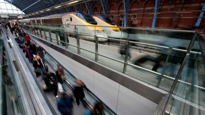 British Eurostar staff to stage August strikes: union