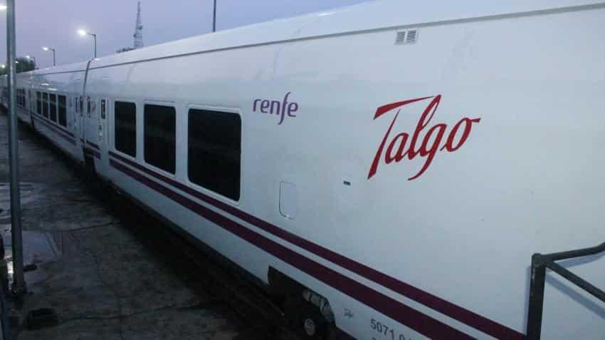 Talgo train run only after few modifications: Railways