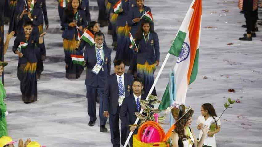 Infographic: India's 64 men and 54 women athletes at Rio Olympics