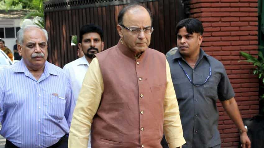 Amendment to Companies Act to ease fund flow to MSMEs: FM Jaitley
