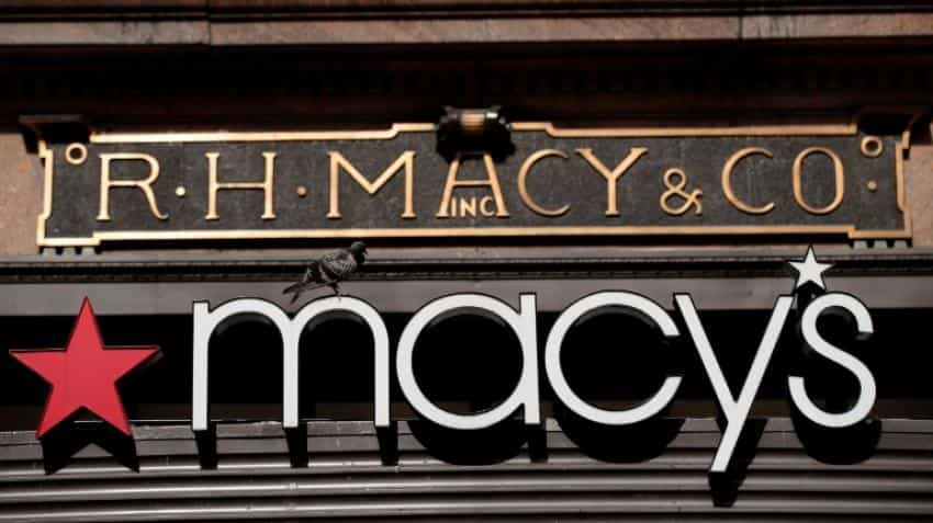 Macy shares up 16% as investors embrace plan to shut 100 stores