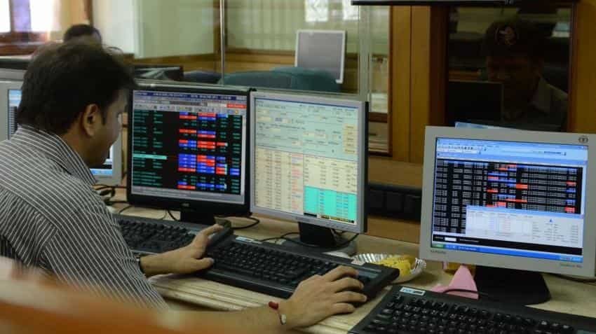 Equity indices opens in green; SBI, Sun Pharma in focus ahead of earnings