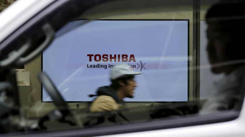 Toshiba logs first profit in 6 quarters after major restructuring post accounting scandal