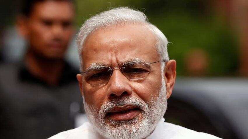 PM Narendra Modi backs new CPI target in Independence Day speech