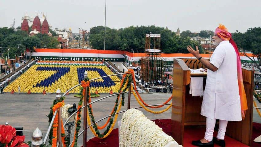 Full text: Here's PM Modi's speech on the 70th Independence Day