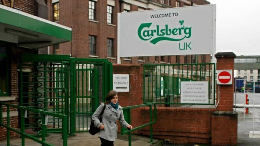 Carlsberg sales dip amid cost cutting measures