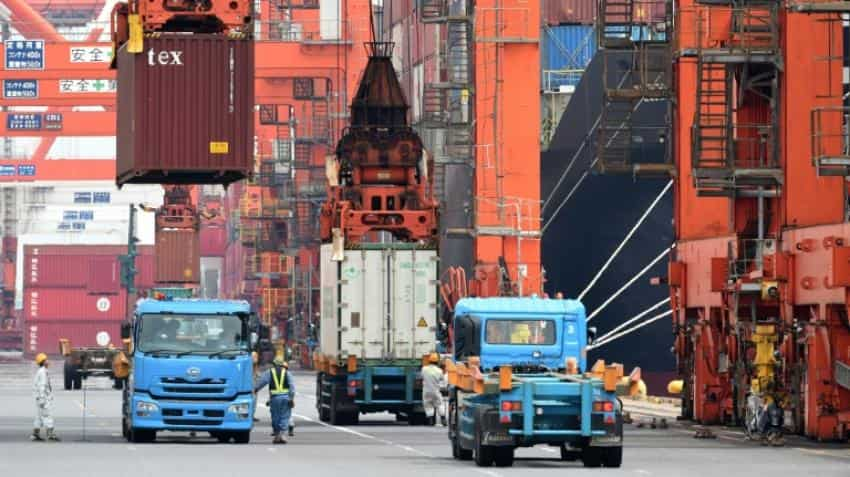 Japanese exports drop in July on surging yen