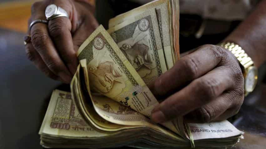 Rupee slips 0.10% versus US dollars
