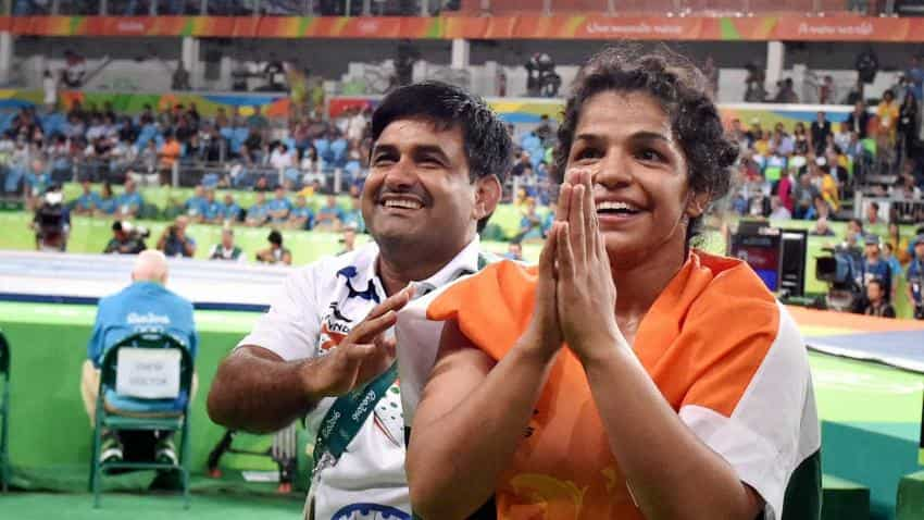 Sakshi Malik becomes 'Gazetted officer' and gets a Zone of her 'liking' from Indian Railways for winning medal at Rio