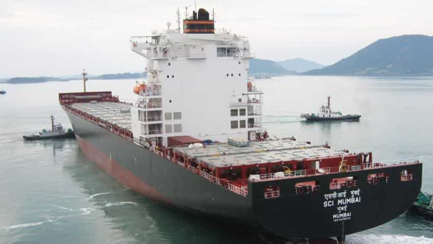 Shipping Corporation posts 73% drop in net profit; shares plunge nearly 6%