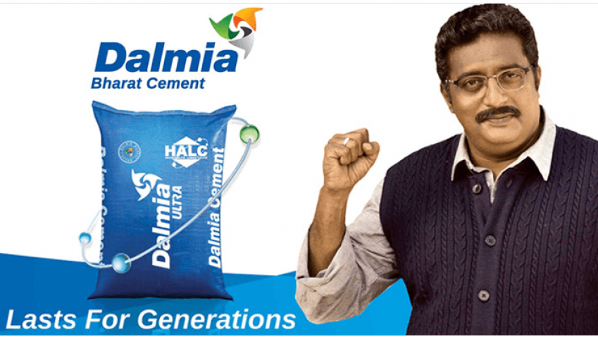 Dalmia Bharat shares drop despite 76% rise in net profit in Q1FY17