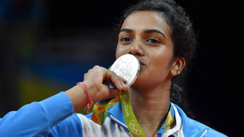 P V Sindhu's cash rewards cross Rs 4 crore for winning silver at Rio Olympics