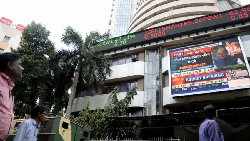 Sensex ends little higher at 0.02% ahead of Janet Yellen speech