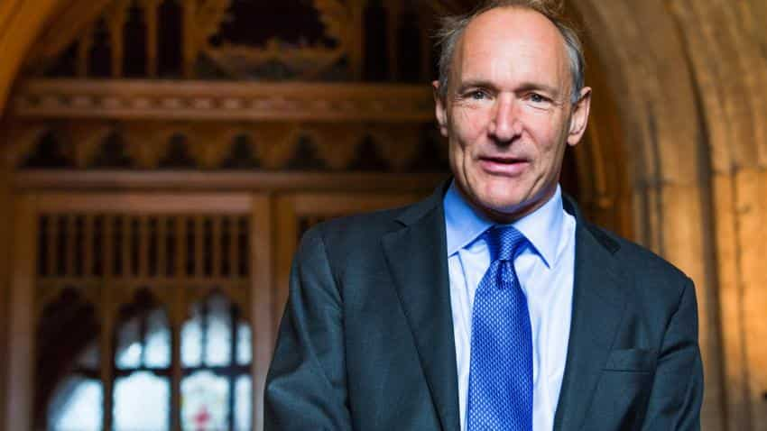 Tim Berners-Lee and the story of World Wide Web on its 25th birthday