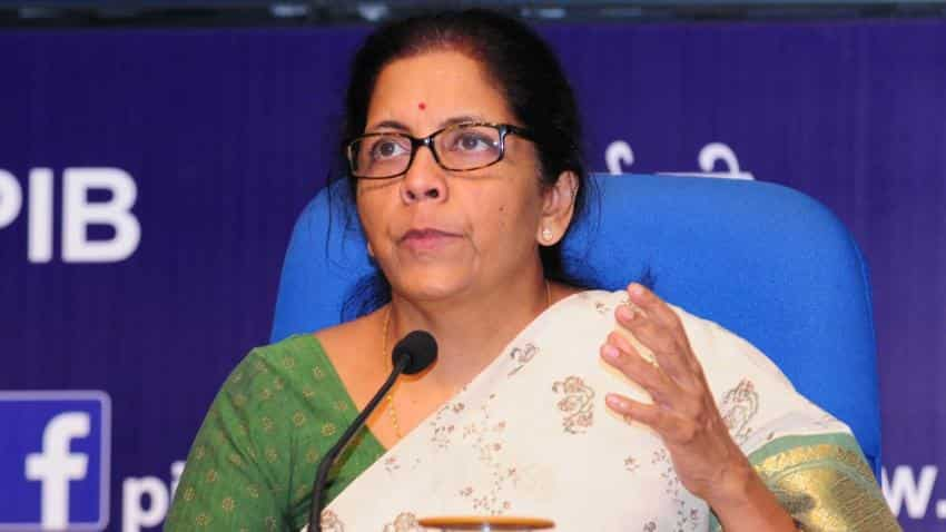 Nirmala Sitharaman pitches for 200 bps rate cut by RBI
