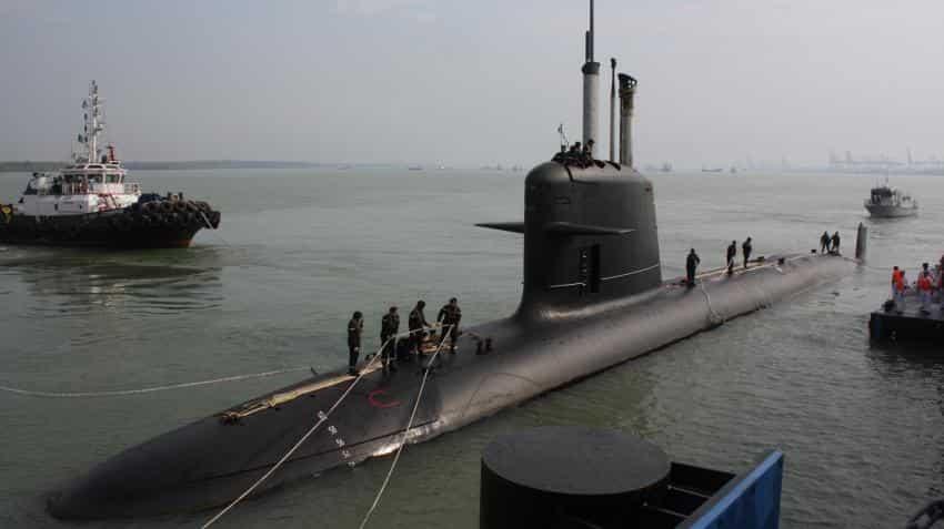 Scorpene submarine: Australian newspaper uploads new set of leaked docs