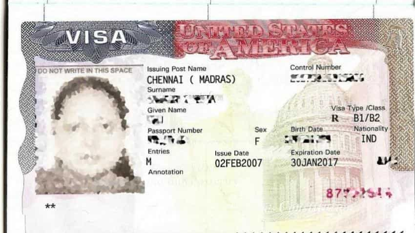 Indians got 72% of all US H1B visas issued worldwide: Official