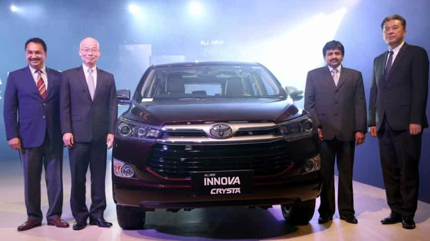 Here's why Toyota is not rushing to bring new models to India