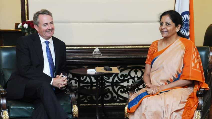 There is possibility of India-UK free trade pact: Nirmala Sitharaman