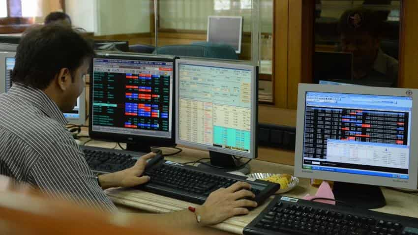 Expectations of higher growth push BSE, NSE up in morning trade