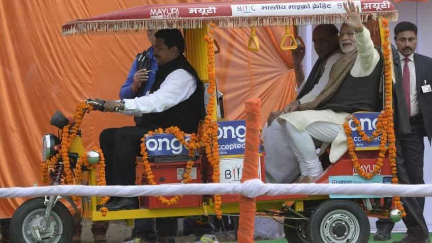 No permit requirements for E-Carts, E-Rickshaws, says Govt