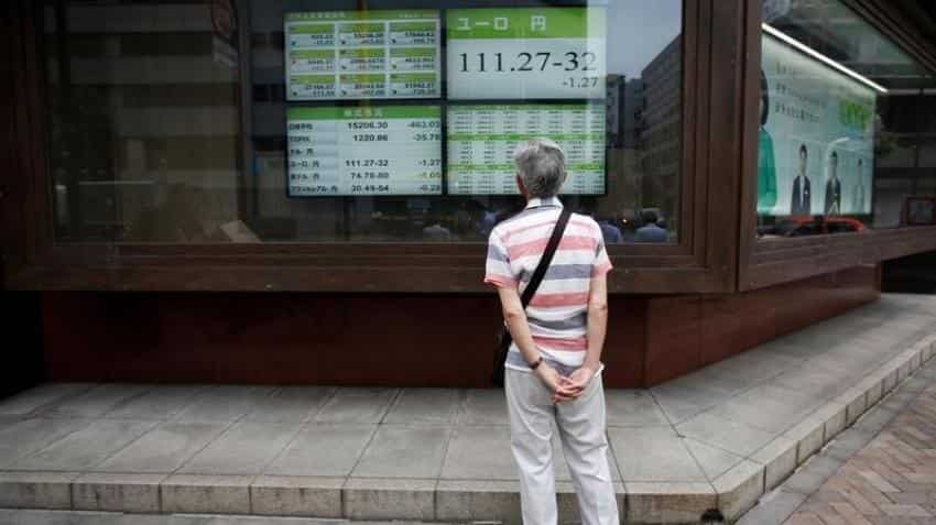 Asian shares slip, crude steadies; US jobs data in focus
