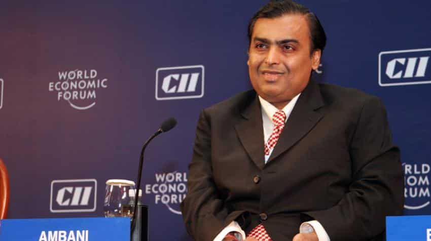 Mukesh Ambani announces launch of Reliance Jio