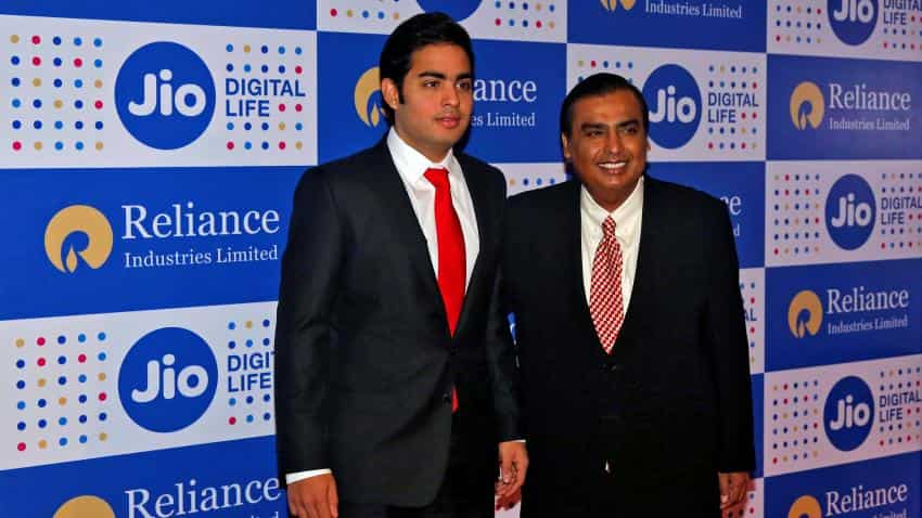 RIL shareholders unenthused as Ambani charms world with Jio