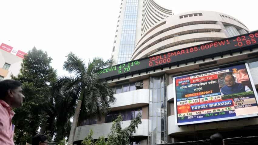 Sensex ends lower; Bharti Airtel falls 6%, RIL down nearly 3%