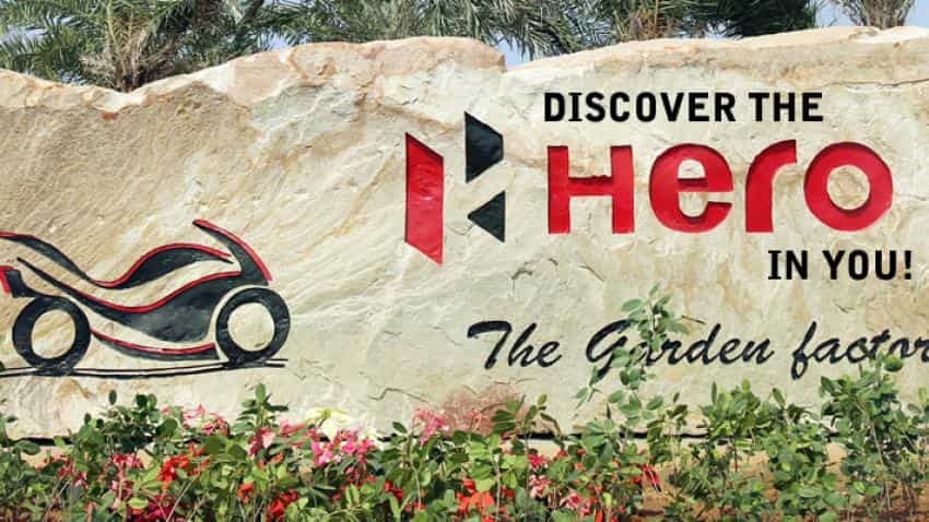 Hero MotorCorp records for the third time above 6 lakh sales in FY17