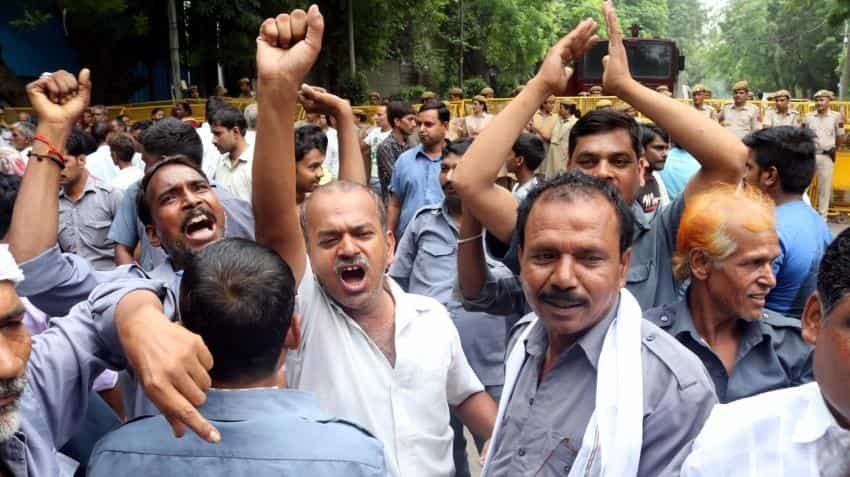 Essential services may be hit as 18 crore workers to go on nationwide strike today