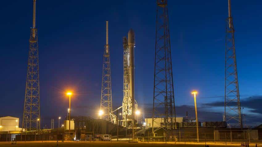 Major setback for Facebook's African internet mission as SpaceX rocket explodes
