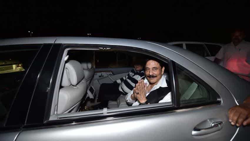 Supreme Court asks Sahara to disclose source of Rs 23,000 crore in refunds to investors
