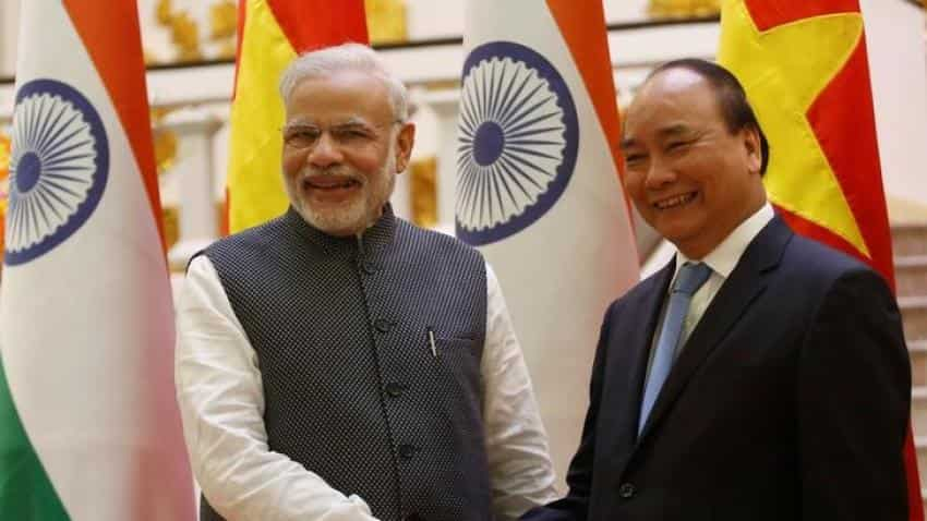 PM Narendra Modi offers $500 million defence credit as Vietnam seeks arm boost