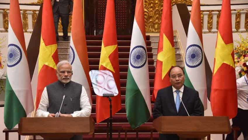 India, Vietnam sign 12 agreements including defence, IT, double taxation
