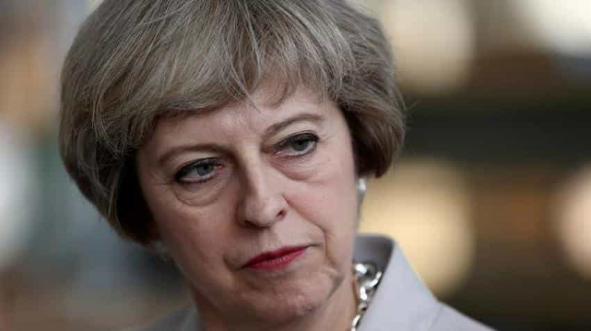 UK economy will suffer after Brexit said British PM Theresa May