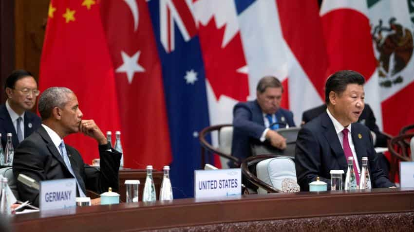 G20 Summit: World economy at risk due to rising protectionism, says China's Xi Jinping